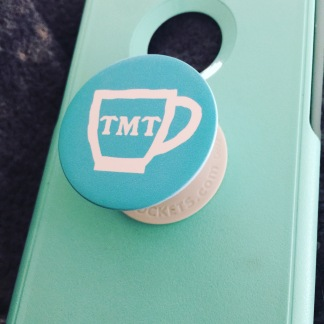 New pop socket for our phones!