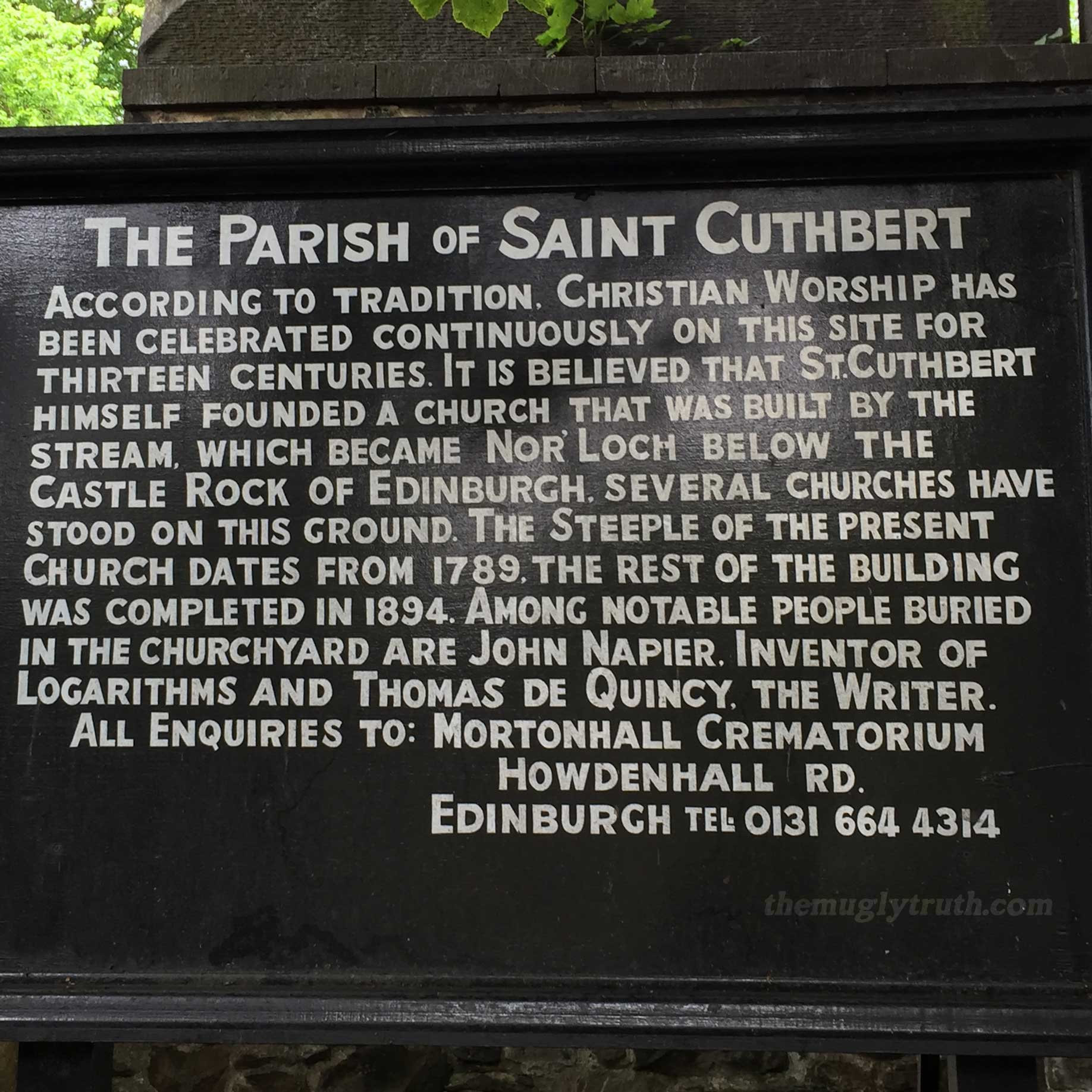 Saint Cuthbert Parish