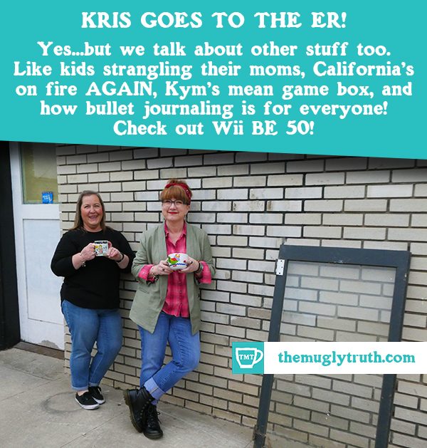 Kym and Kris feel FINE!