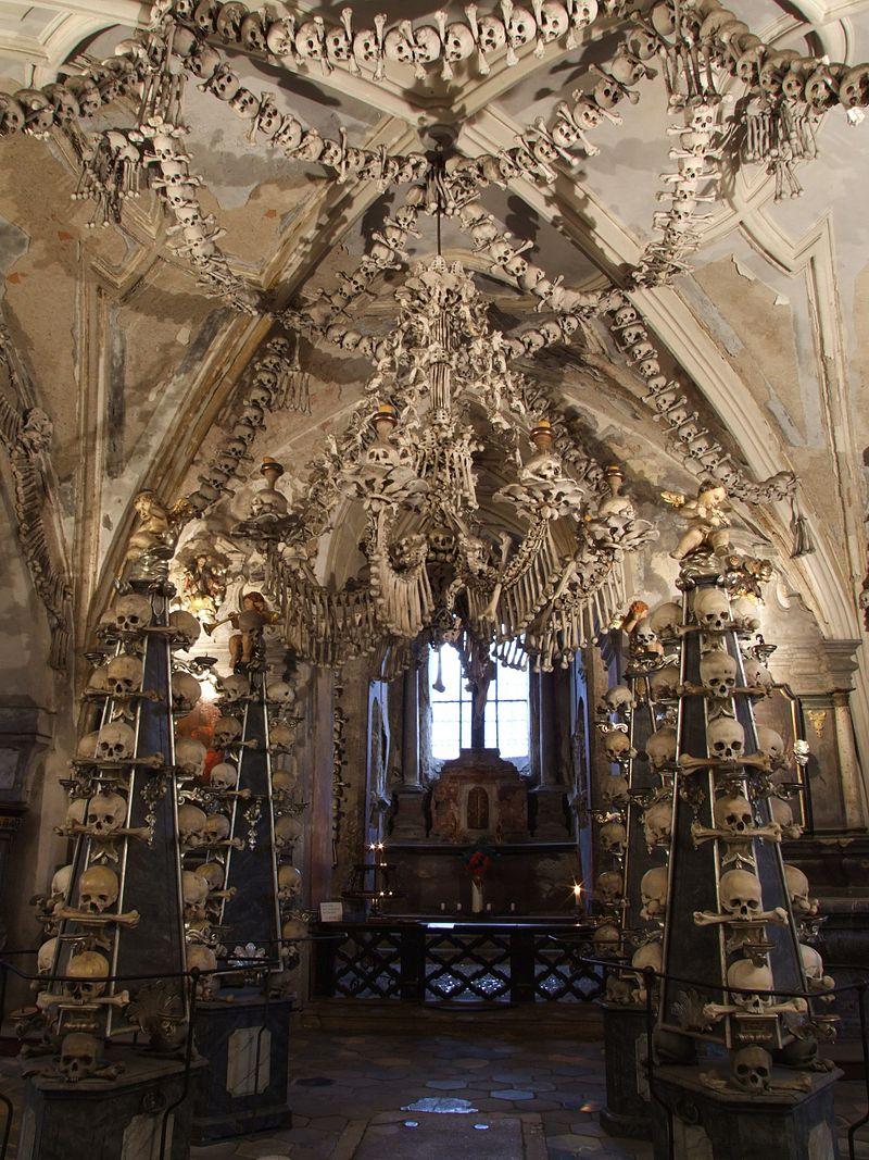 Sedlec Ossuary Kutná Hora