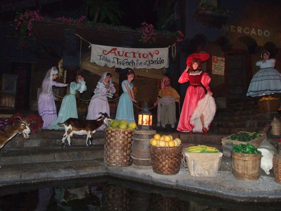 Pirates of the Caribbean: We Wants The Redhead!
